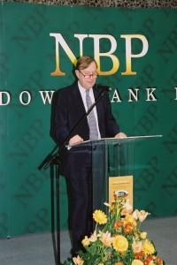 Szef Przedstawicielstwa Komisji Europejskiej w Polsce (1999-2005), Bruno Dethomas
