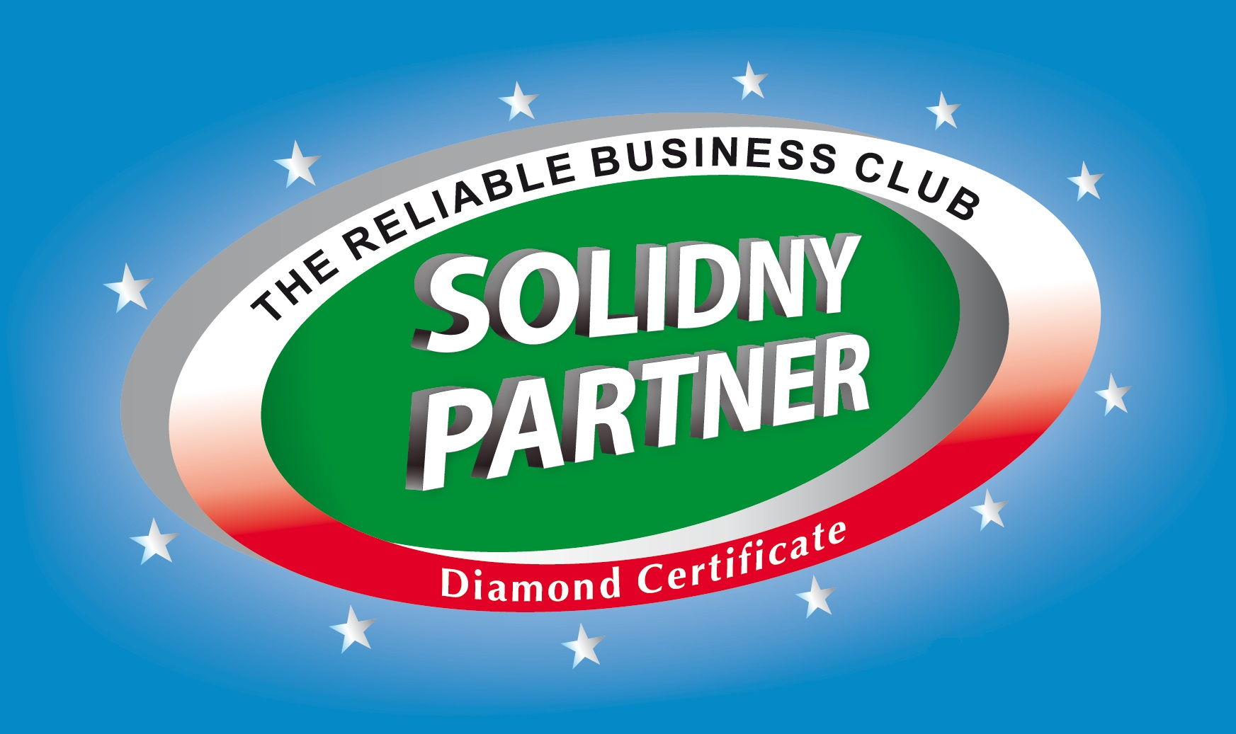 Diamond Certificate | Solidny Partner